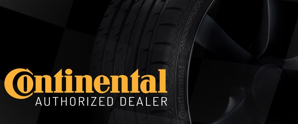 CONTINENTAL AUTHORISED DEALER
