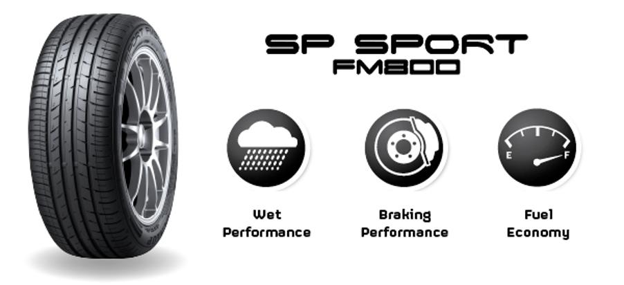 Sp Sport 800 Dunlop
