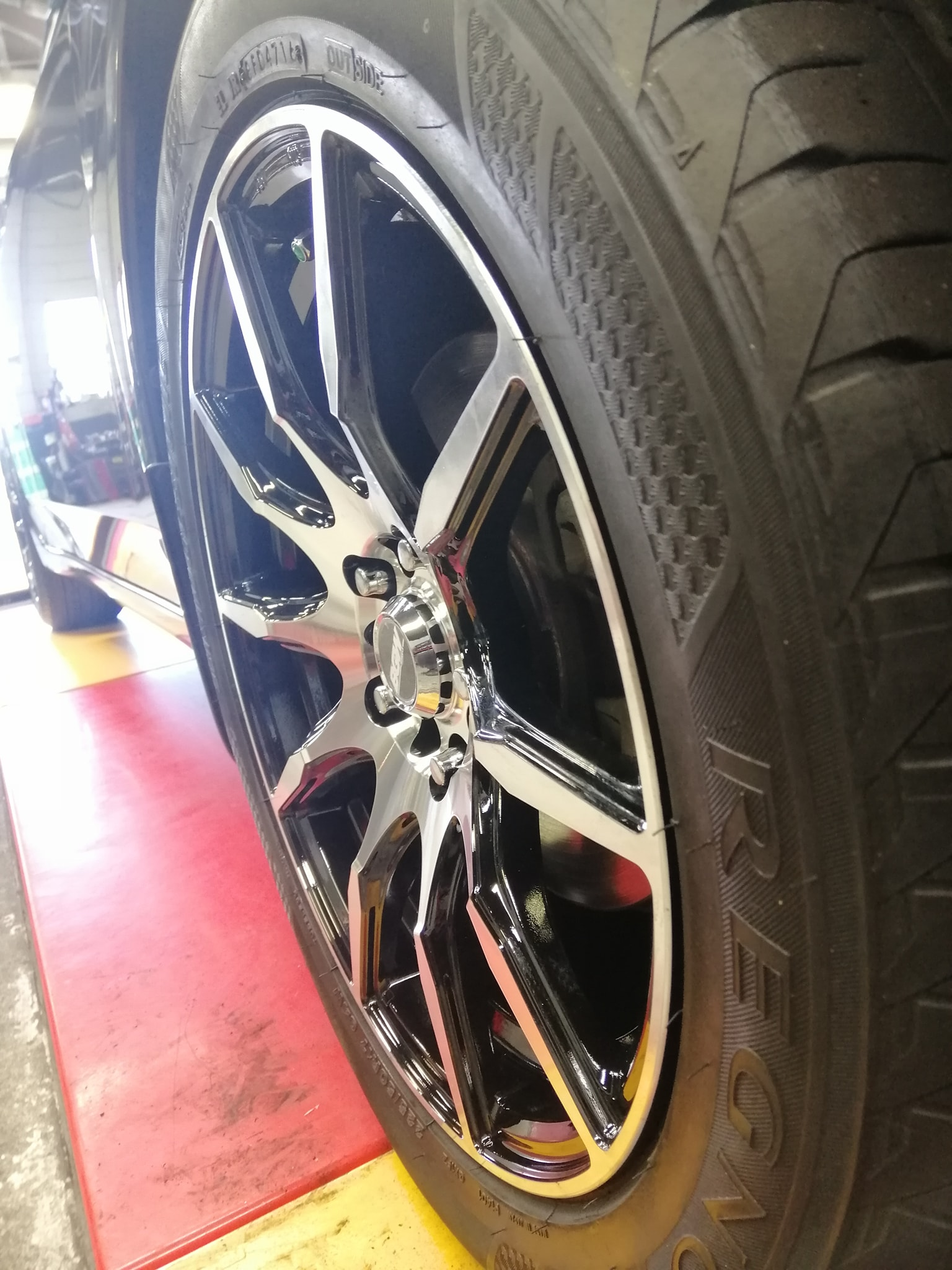 Free Tyre/Vehicle Inspection Tyre Rotation  Wheel Alignment & Balancing Nitrogen Inflation & Free Top-Ups Puncture Repairs  Finance Available WOF & Automotive Servicing Batteries (3 Year Warranty) SuperGold Card 15% OFF Oxipay Lowest Price in Town Free WINZ Quote
